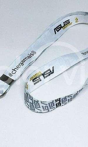 Cordão digital personalizado