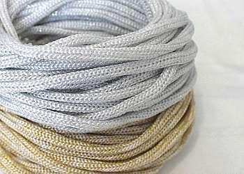 Venda cordão de lurex