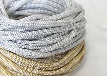 Empresa de cordão de lurex