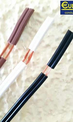 Cordão paralelo flexível