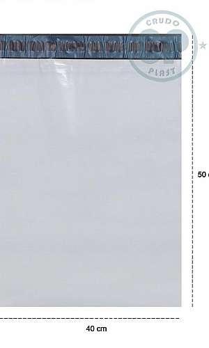 Envelope plástico segurança personalizado