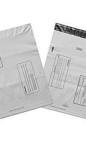Envelope segurança personalizado