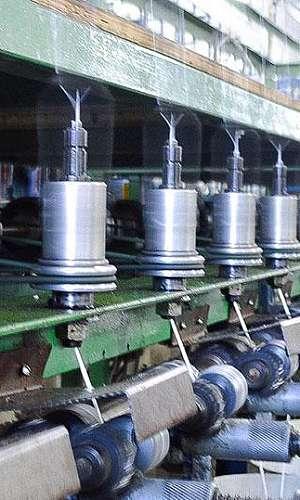Fábrica de cordões
