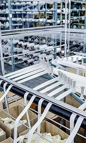 Fábrica de viés de algodão