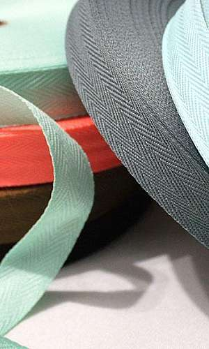 Fabricantes de tecido gorgurão listrado