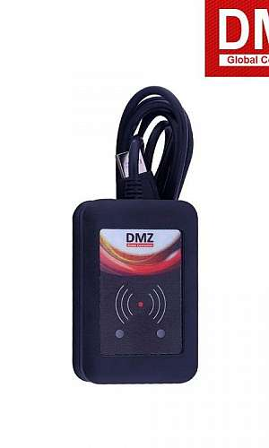 Leitor de crachá RFID