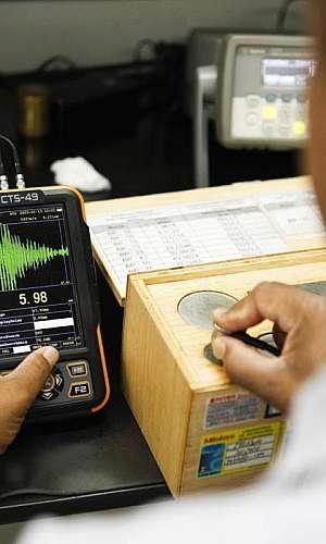 Medidor de espessura por ultrassom preço