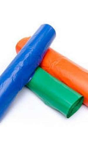 Orçamento de 100kg de saco colorido